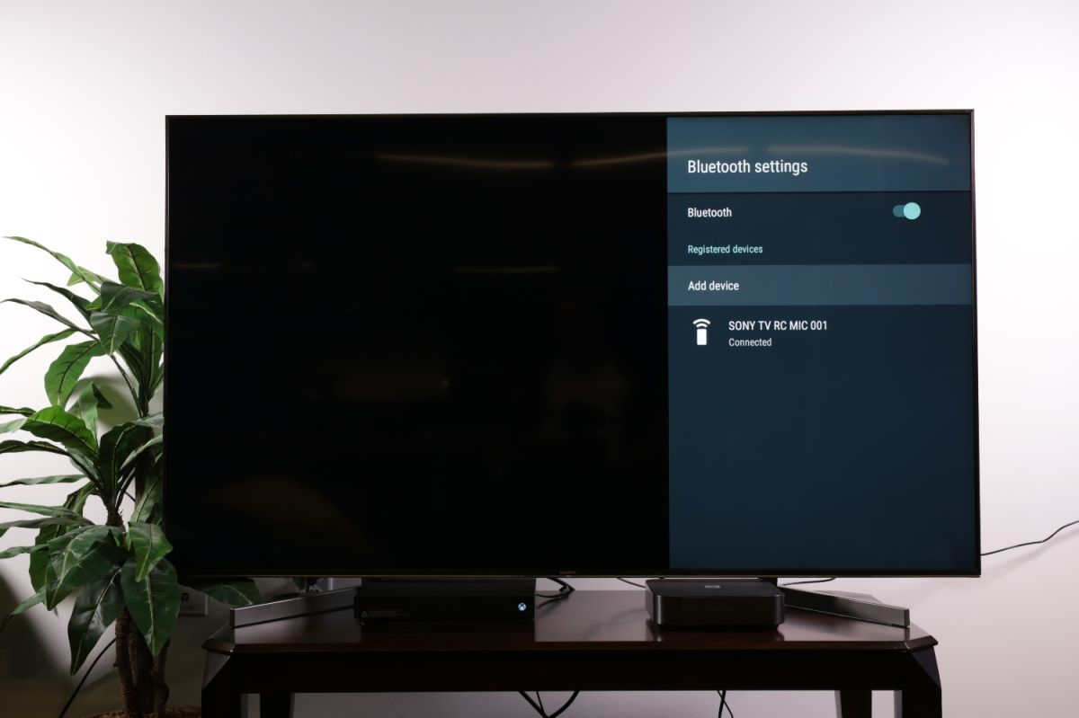 How to pair Bluetooth devices to your Sony smart TV - Sony Bravia