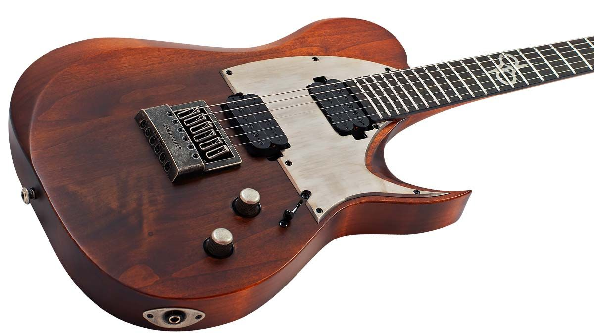 Solar Guitars unveils the weaponised Type T body shape for its latest series of heavy metal shred machines