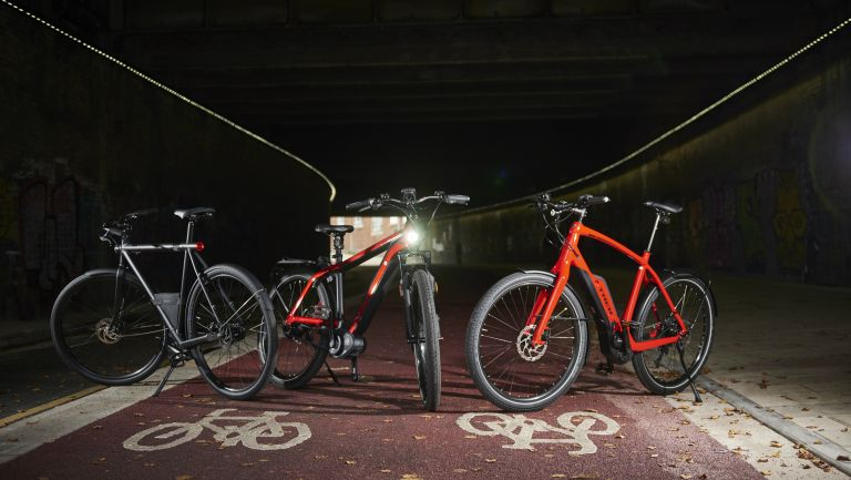 City slickers: these urban warriors offer electric power and