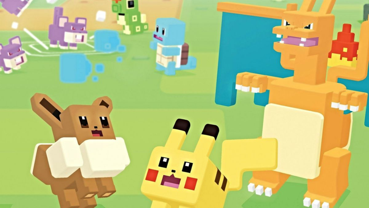 Don't have a Nintendo Switch? You can play Pokemon Quest for free on your phone starting next week
