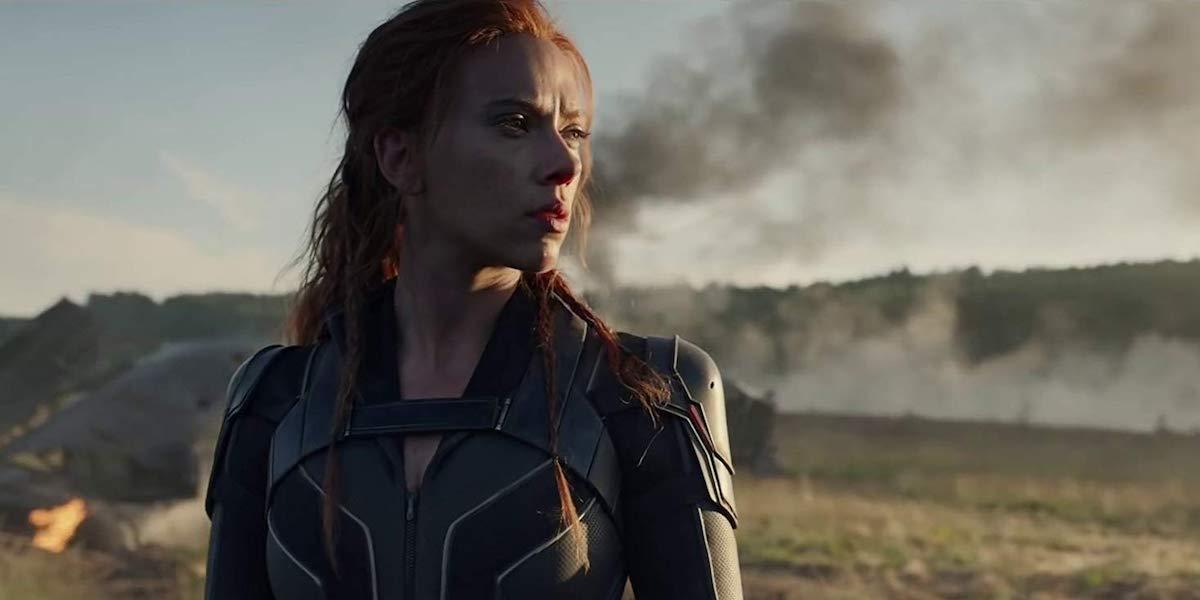 Scarlett Johansson in Black Widow standalone movie