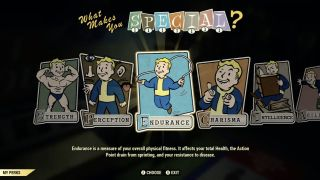 best Fallout 76 perk cards