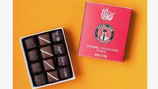 Pearl Jam chocolate