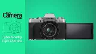 Fujifilm X-T200 deal