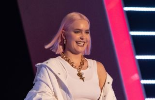 The Voice UK coach Anne Marie.