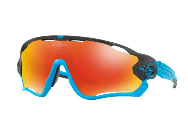 4fa0b3f0ea The Oakley Jawbreakers a better suit to those with wider faces or those who  prefer more coverage. The full frames help keep the wind from getting  through to ...