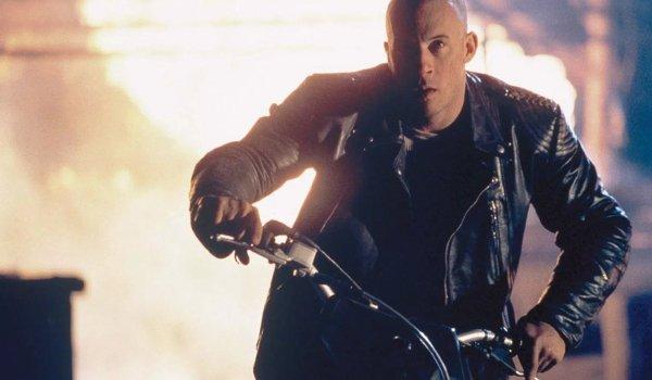 xXx explosive bike chase