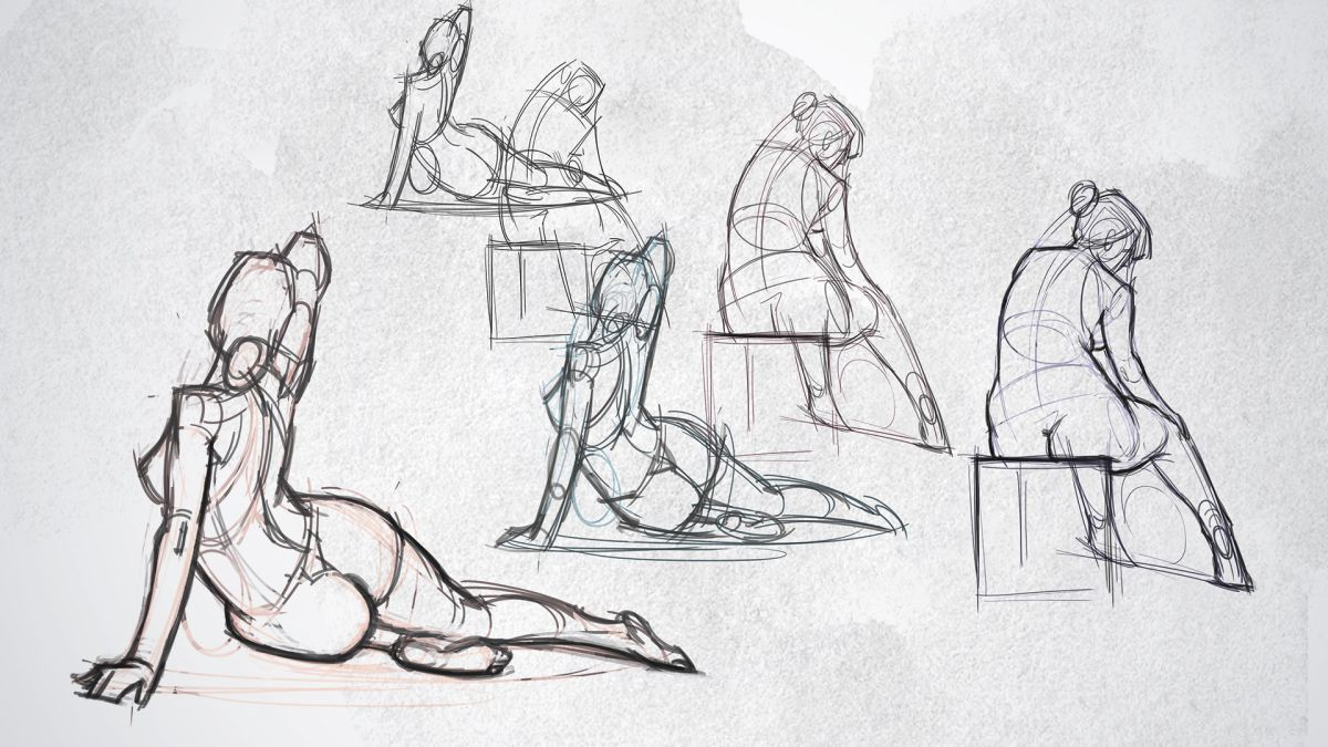 Draw a figure in under five minutes