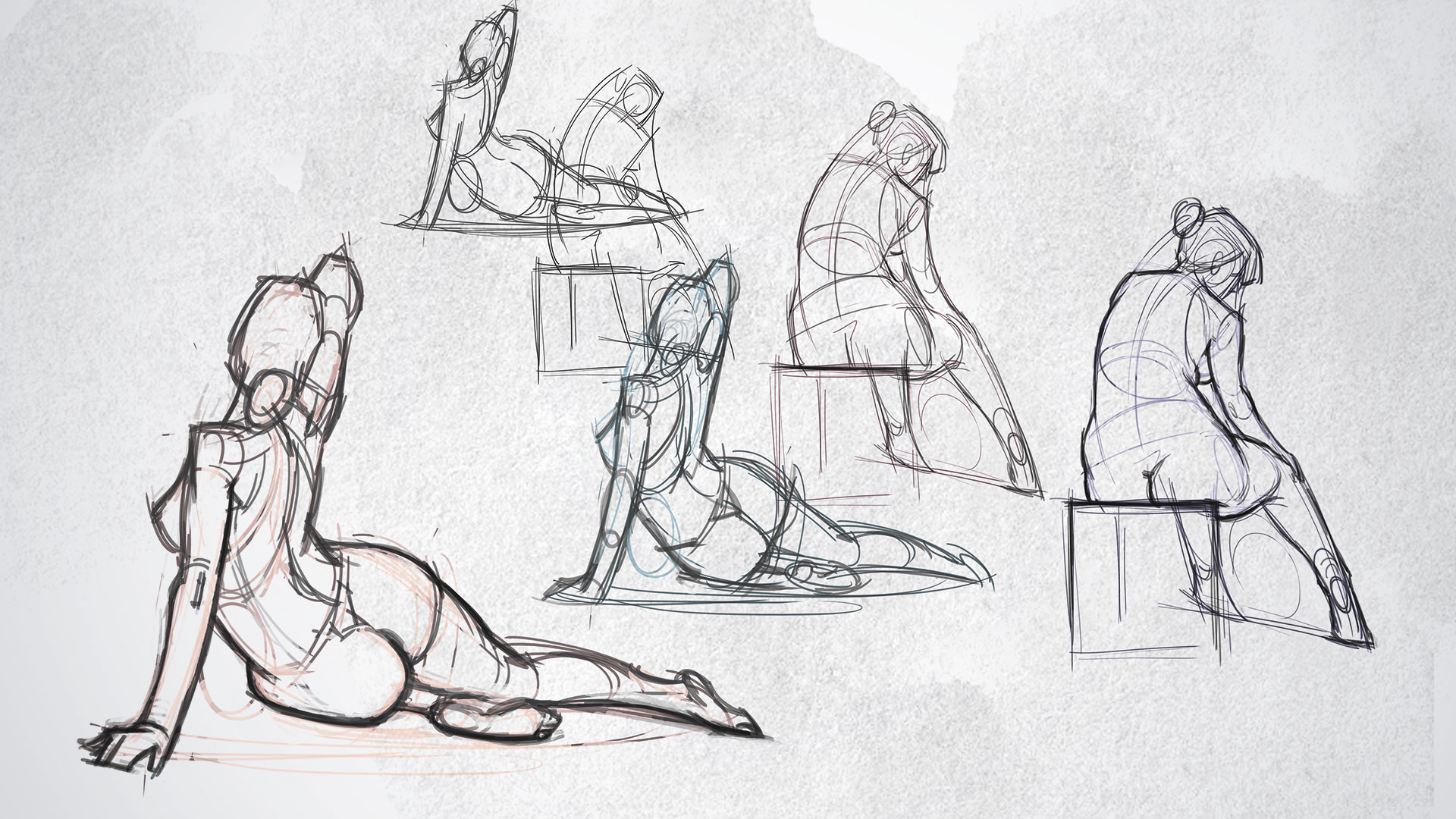 Draw a figure in under five minutes | Creative Bloq