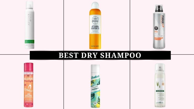 Best Dry Shampoo hero