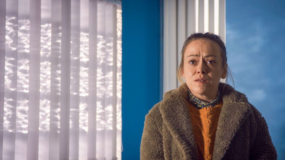 Sian Reese-Williams plays Jodie in Holby City