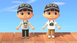 Canon × Nintendo: The Canon EOS R5 debuts in Animal Crossing!