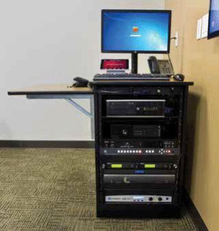 Azusa Pacific University Masters Multicamera Videoconferencing