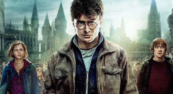 Will A Harry Potter TV Show Ever Happen? Here's What J.K. Rowling Says