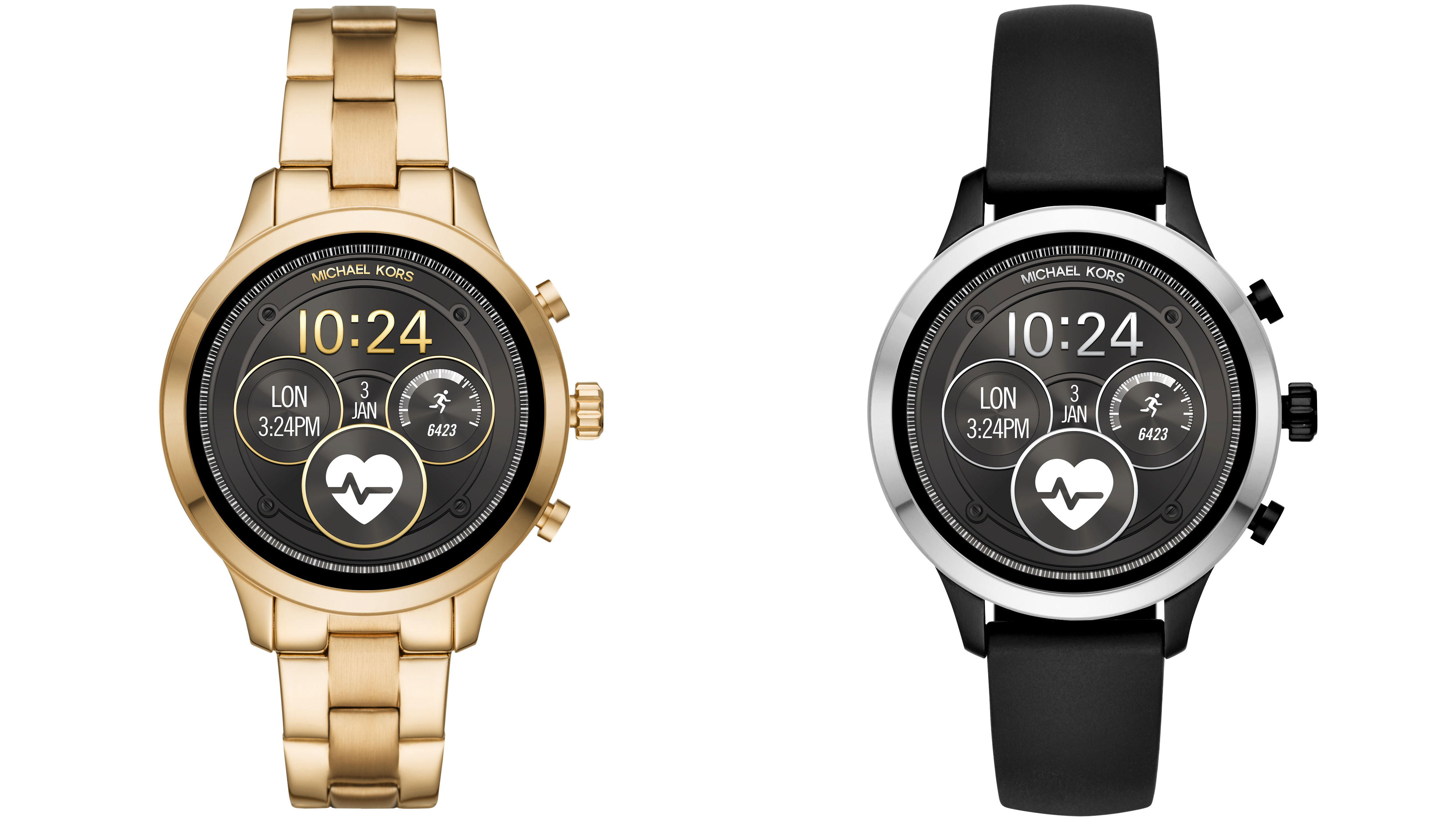 e36f88353903 Michael Kors Access Runway smartwatch is the brand s first workout-ready  device