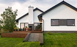 Bungalow in Scotland