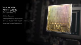 Nvidia Ampere uses Samsung 8N process