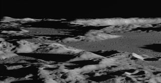 Moon's Water Comes in Three Flavors, Scientists Say