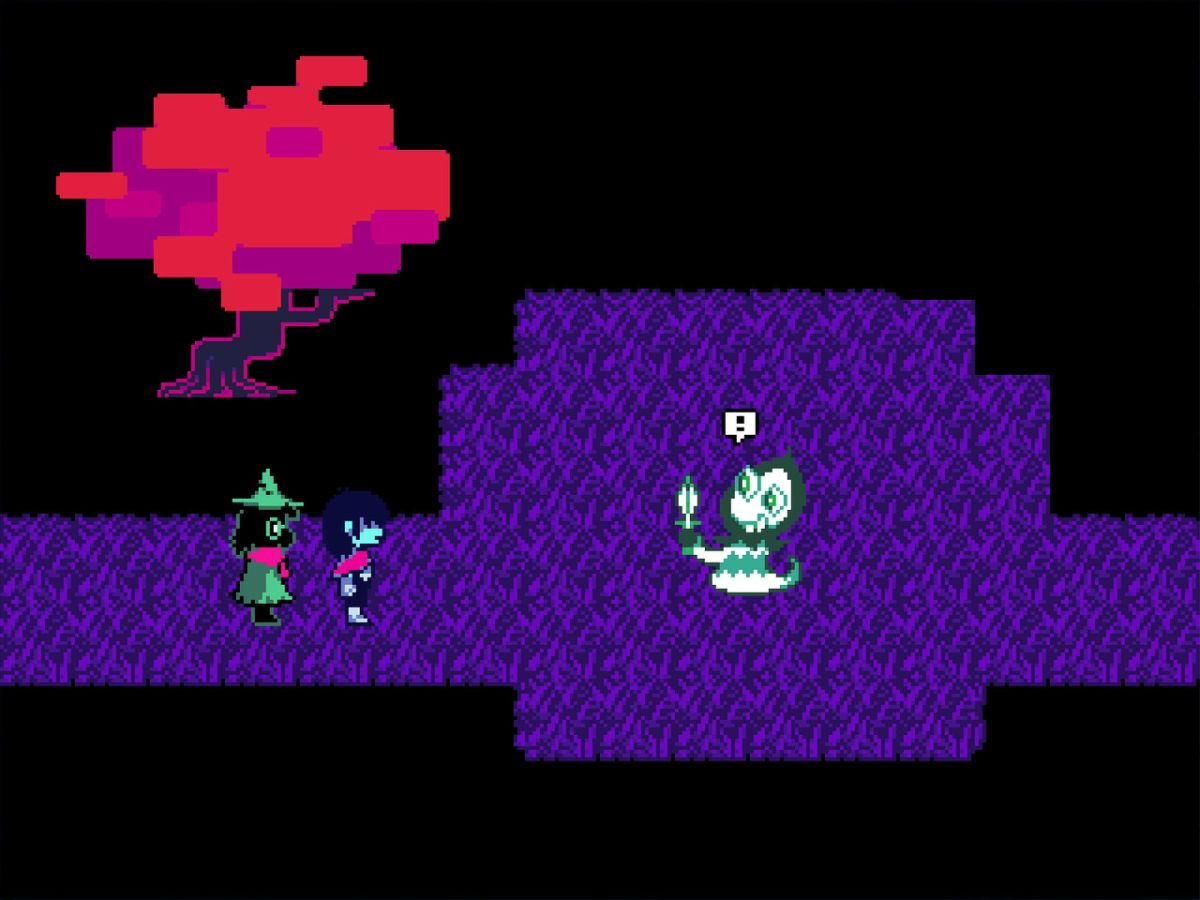 Deltarune Chapter 2 is free, but the next three chapters won't be