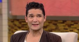 Corey Feldman Is Hospitalized After Claiming He Was Stabbed