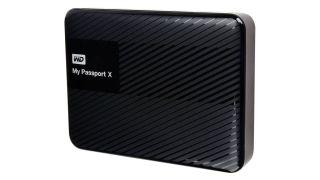 WD My Passport X external hard drive Xbox One
