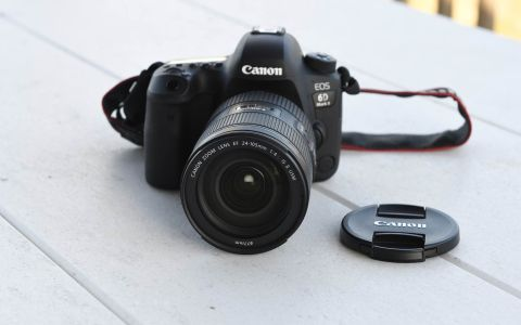 Canon EOS 6D Mark II: Functional Full-Frame DSLR | Tom's Guide