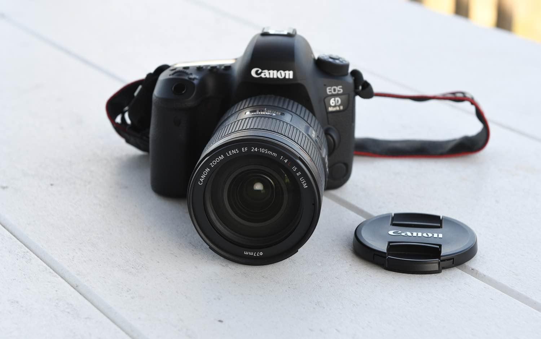 Canon EOS 6D Mark II: Functional Full-Frame DSLR | Tom's Guide