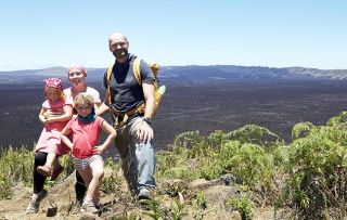 MY FAMILY AND THE GALAPAGOS
