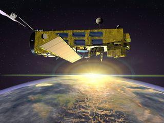 space satellite debris threat