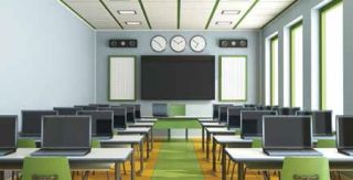 92% OF TEACHERS BELIEVE CLASSROOM DESIGN HAS AN IMPACT ON STUDENT LEARNING
