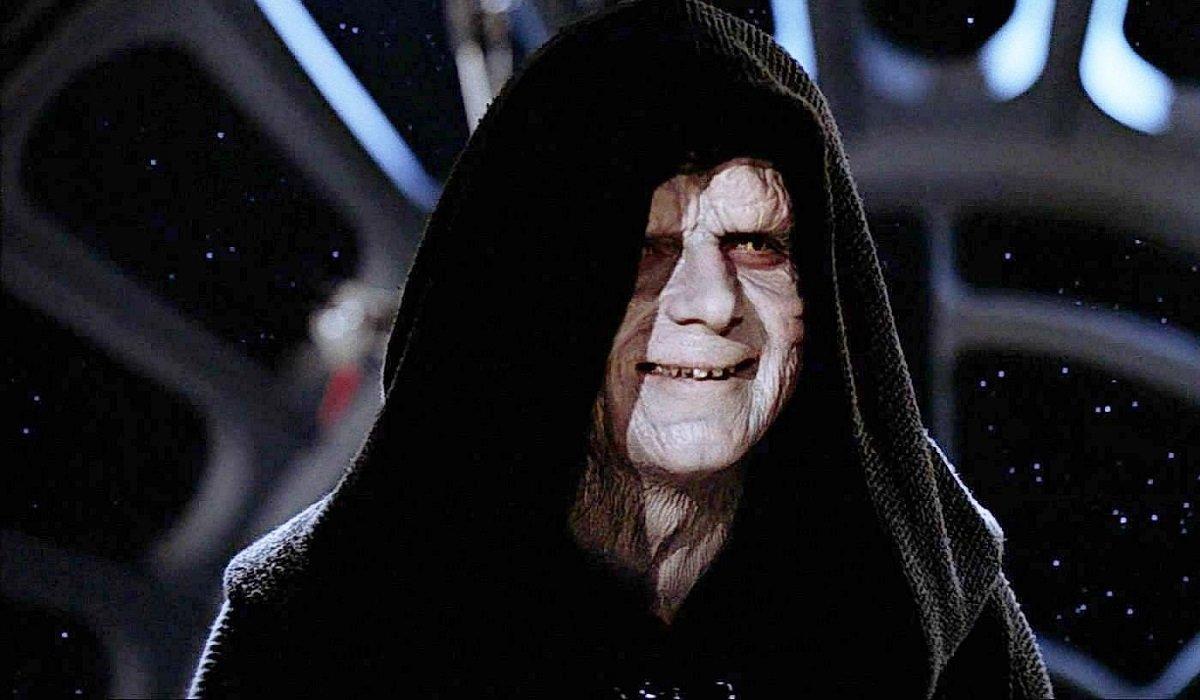 Emperor Palpatine Star Wars