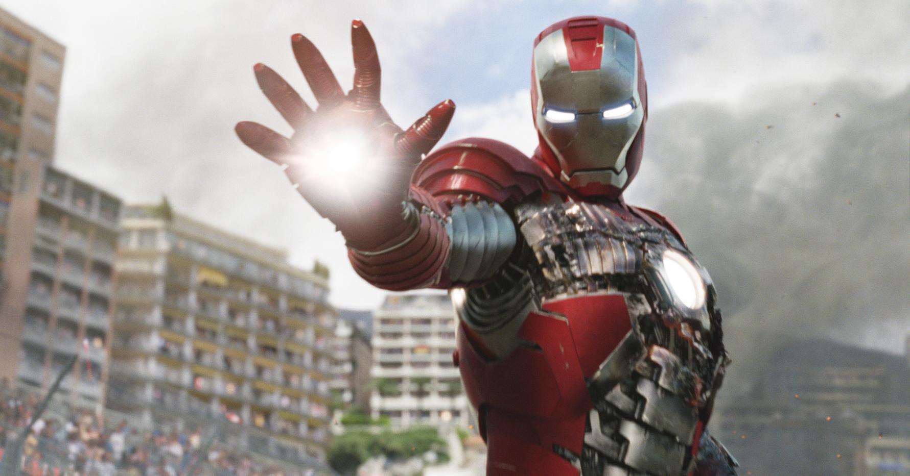 Iron Man 2 Streamkiste