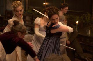 Pride and Prejudice and Zombies, Lily James, Bella Heathcote
