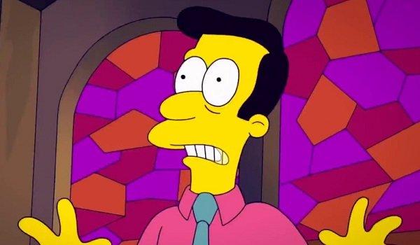 The Simpsons Reverend Lovejoy