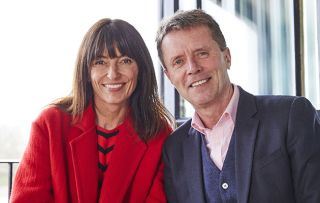 Davina McCall and Nicky Campbell are united in trying to reunite families on Long Lost Family
