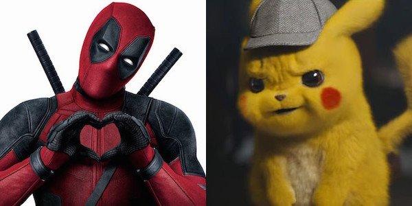 Detective Pikachu Deadpool