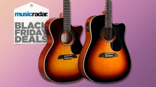 Black Friday deal: Save $100 on both of these gig-friendly Alvarez electro-acoustic guitars