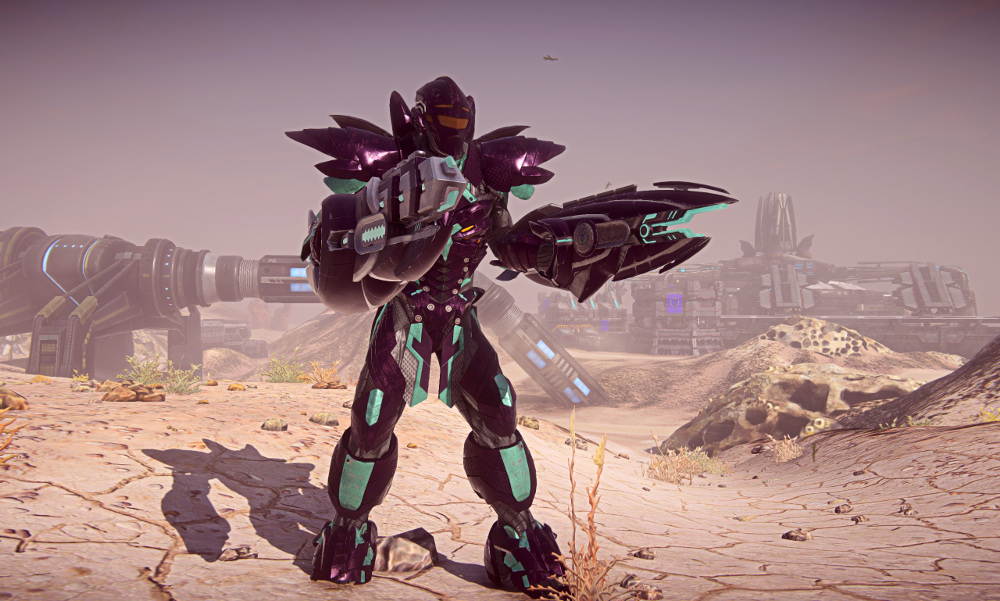 PlanetSide 2 MAX Suits Let You Become Iron Man #22145