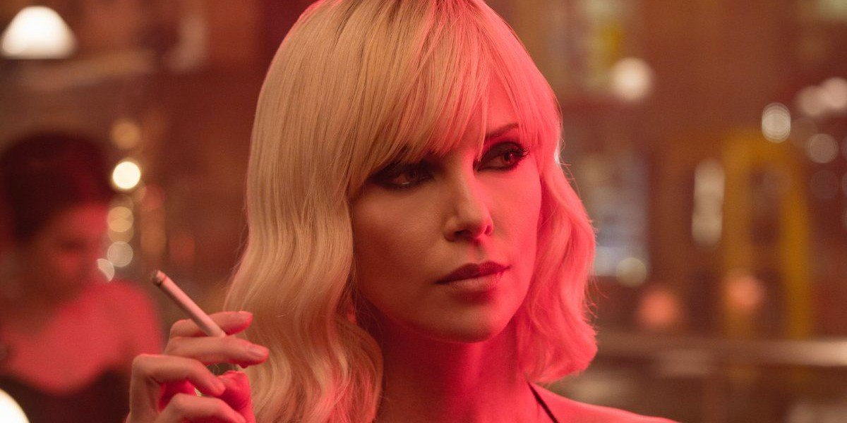Charlize Theron as Lorraine Broughton in Atomic Blonde (2017)