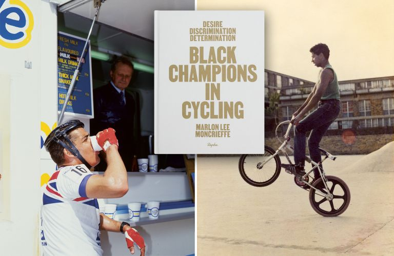 Black Champions In Cycling