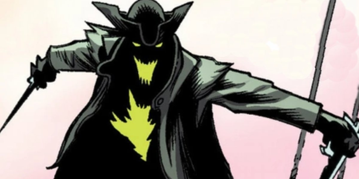 Marvel's Jack the Ripper