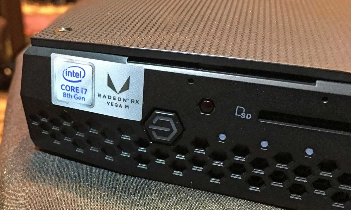 Intel's New Mini PC Is a Pint-Sized VR Powerhouse | Tom's Guide