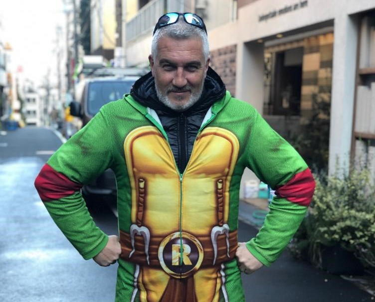TV tonight Paul Hollywood Eats Japan