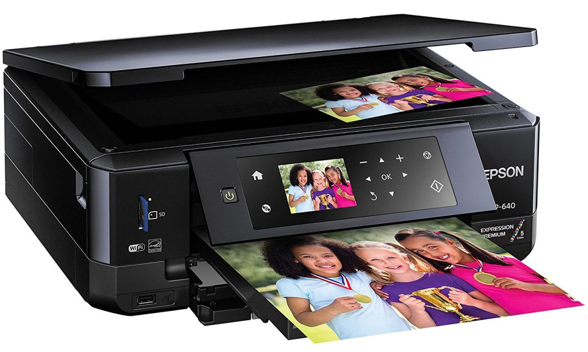 Epson Expression XP-640 Review: A Budget Speed Demon | Tom's