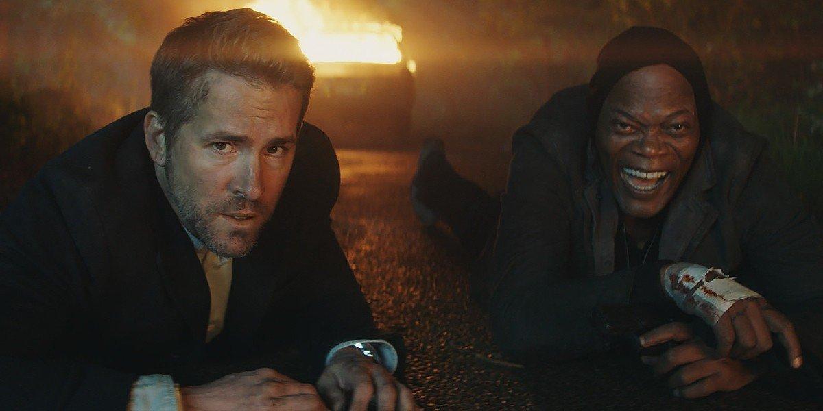 Ryan Reynolds, Samuel L. Jackson - The Hitman's Bodyguard