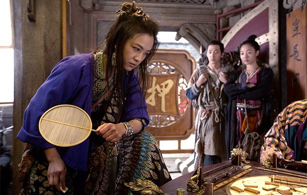 monster hunt film review chinas giant fantasy adventure success