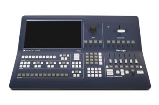 Analog Way Announces the VertigeRemote Control Console