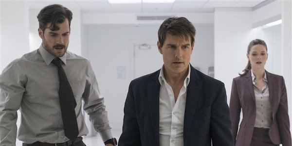 Mission: Impossible - Fallout Tom Cruise bathroom fight scene