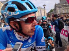 Dan Martin ready to defend his title