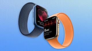 Apple Watch 7 ECG